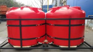 РТЗ 5000х2 (5300х2) КАССЕТА Для перевозки воды и растворов агрохимии (жидких удобрений) Цена: 161 750 р. с НДС
